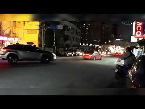 停電的馬路依舊守秩序,沒有車禍!!!