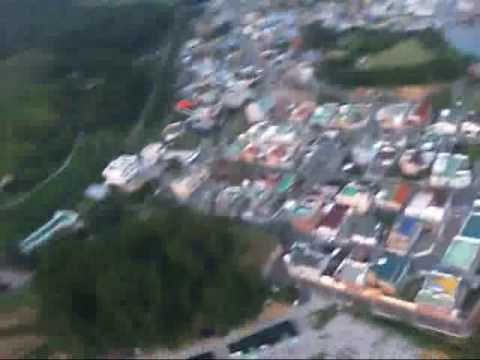 Skyview of Kijang in Pusan