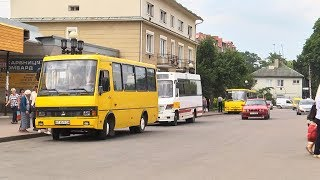У Коломиї завершується загальнодержавна операція «Автобус-2017»