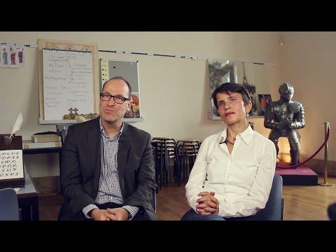 Die Museumsmacher - Brigitte Vogel-Janotta und Stefan Bresky