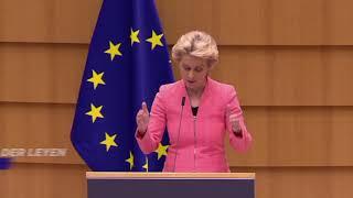 Yvelines | Santé, économie, environnement et numérique :  les priorités de l'UE post-COVID