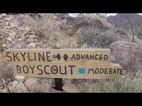 Gone Enduro - Bootleg Canyon - Boyscout