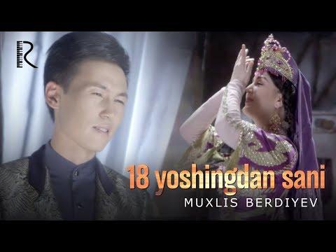Muxlis Berdiyev - 18 yoshingdan sani | Мухлис Бердиев - 18 ёшингдан сани #UydaQoling