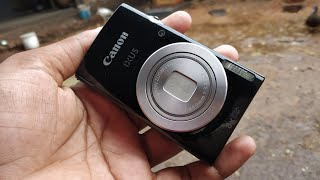 Canon Ixus 185 Review in Hindi
