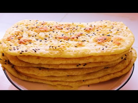 香酥芝麻烧饼的做法,鲜香酥脆,咬一口直掉渣