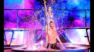 Showmatch - Programa 24/09/18 - Ritmo Aquadance
