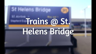 [Roblox SCR] Trains @ (Upgraded) St. Helens Bridge - 23/07/2019