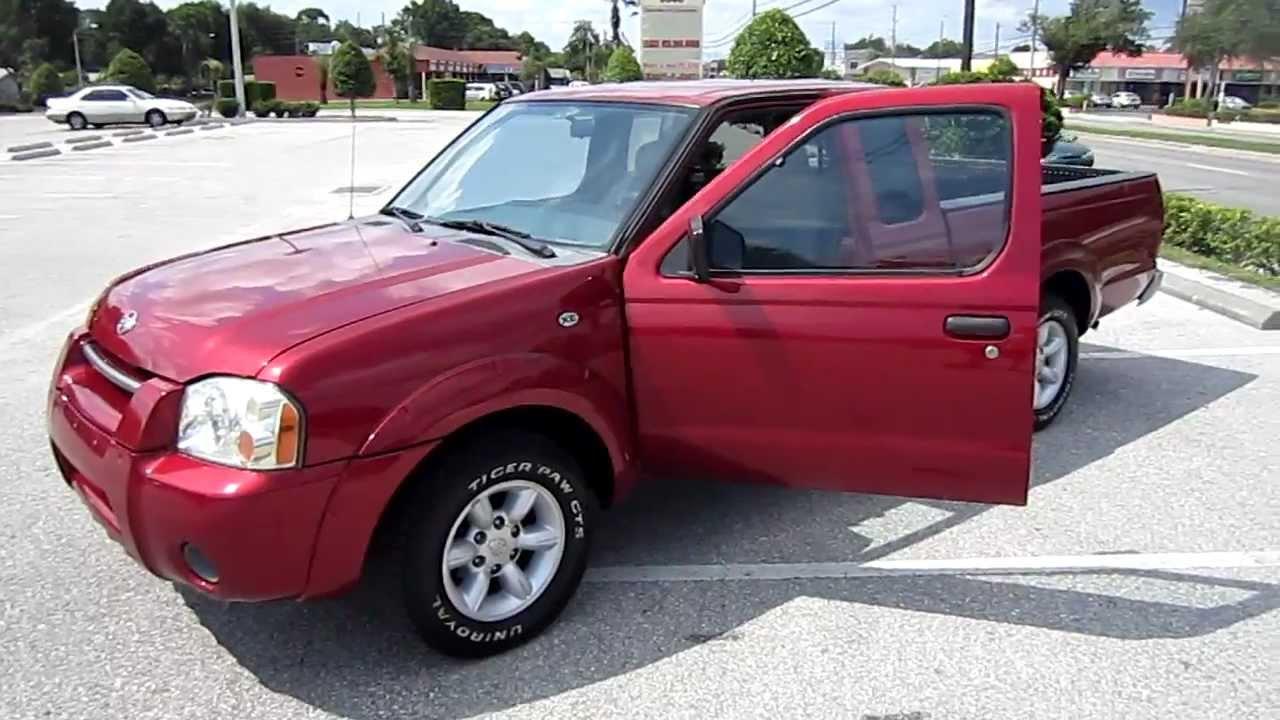 Sold Nissan Frontier Xe 107k Miles Meticulous Motors Inc Florida For