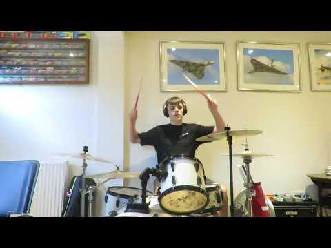 Oliver Tree Im Gone Drum Cover
