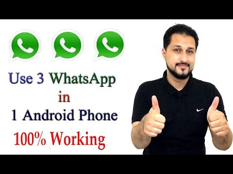 How To Use 3 Whatsapp Accounts In One Android Mobile