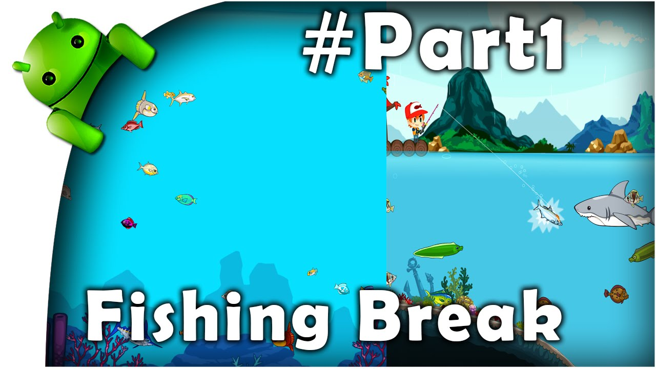 Tips fishing break gameplay part 1 best android game for Best fishing game android