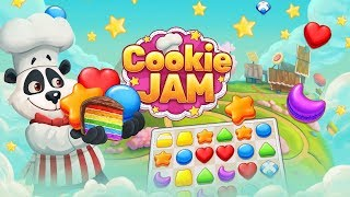 HOW TO PLAY Cookie Jam - Fun puzzle matching games for kids- App of the day on IOS/Android screenshot 5