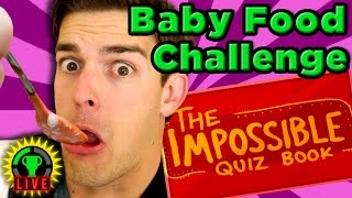 The Impossible Quiz BOOK! Because We Hate Ourselves! (Part 1)