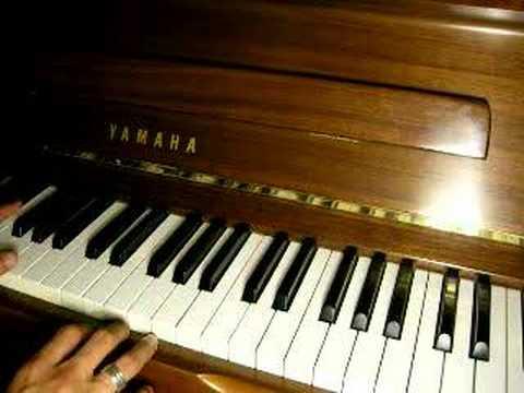 Dead presidents Piano tutorial