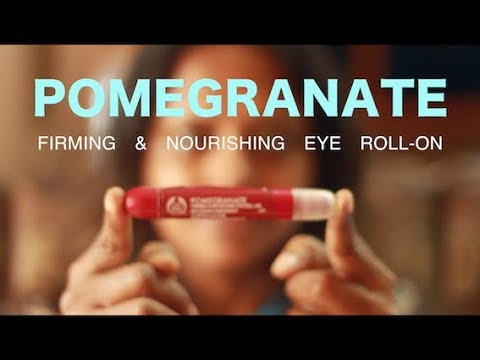 Pomegranate Firming Eye Roll