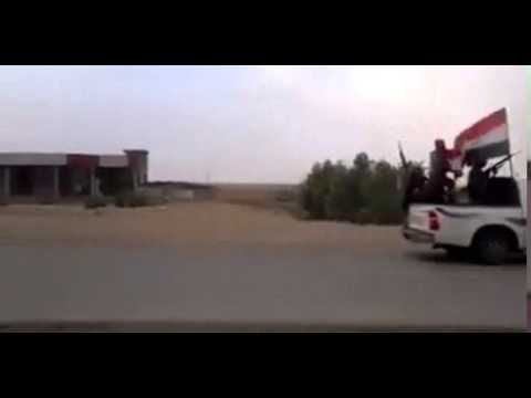 Iraqi sunni tribe of  al anbar province going to fight isis عشائر البونمر تحارب داعش