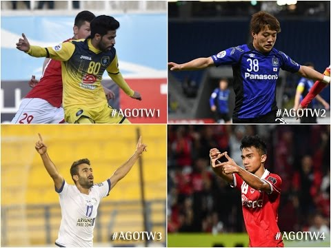 Allianz Goal Of The Week (AFC Champions League: Matchday 5)
