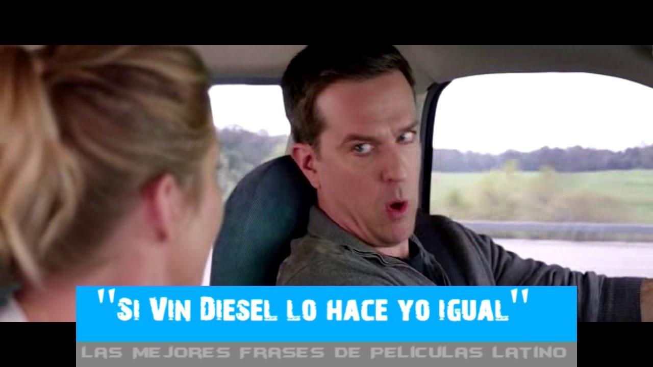 Si Vin Diesel Lo Hace Yo Igual Frase De La Pelicula Vacaciones 2015