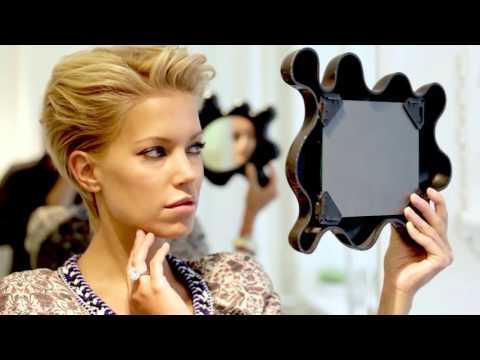 Sylvie van der Vaart for L'Oréal Professionnel Germany