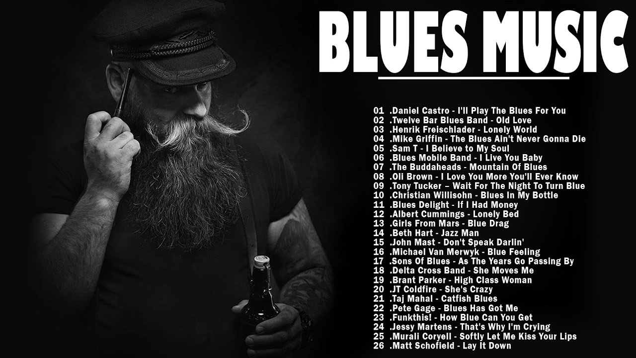 Download Relaxing Blues Music | The Best Blues Music Of All Time | Best Blues Rock Songs Playlist |Jazz Blues