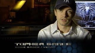 Spider-Man 3: The Video Game - Behind the Scenes with Topher Grace (HD)