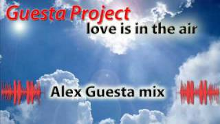 "Guesta Project  "" Love is in the air """