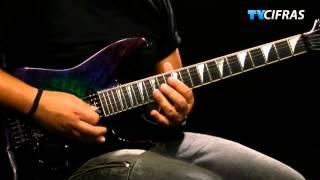 Megadeth - Hangar 18 - Aula de Guitarra - TV Cifras