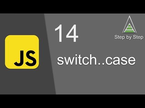 JavaScript Beginners Tutorial 14 | Switch Case Statement