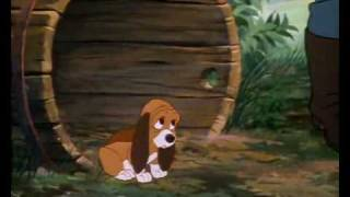 The Fox and the Hound - Best of Friends [english]