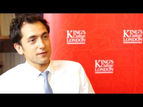 King's College London: Interview with Dan Abramson