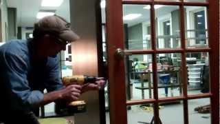 How-to Recycle Old Doors By Mitchell Dillman