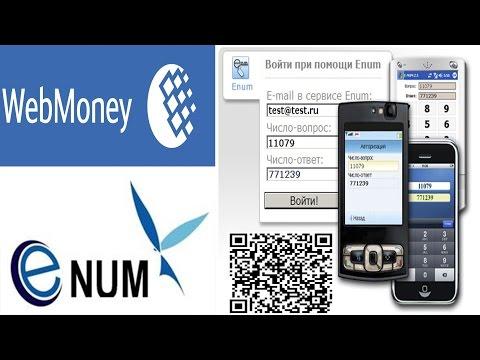 Что такое E NUM для чего он нужен и как пользоваться им в сервисе Web Money