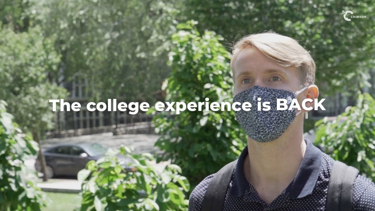 The College Experience is Back | Start Your Journey Today with Crimson!