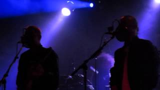 Jungle - Lucky I Got What I Want - Live @ The El Rey Theatre 6-6-14
