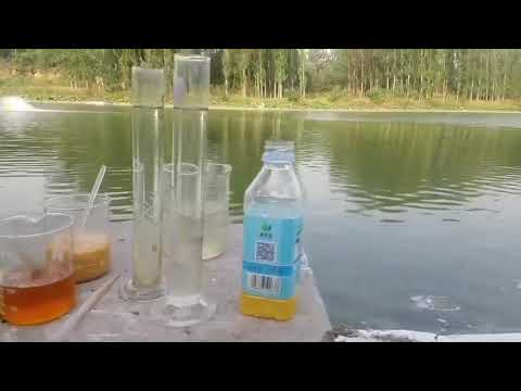 The Treatment Effective Of Flocculant On Rivers