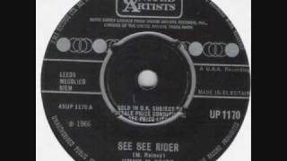 "Jimmy McGriff  - "" See See Rider"""