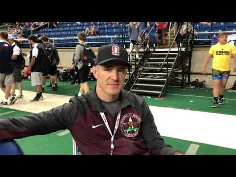 Why wrestling in Fargo is important for college.