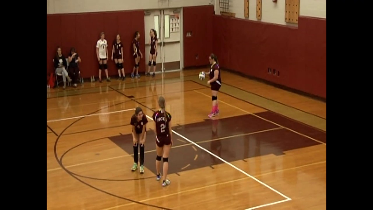 NCCS - Beekmantown JV Volleyball  10-9-14