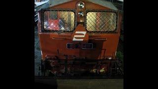 Menikmati Jakarta di Waktu Malam dari Atas Kereta Api Part 4