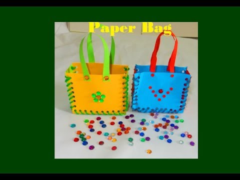 How to make Paper Bag
