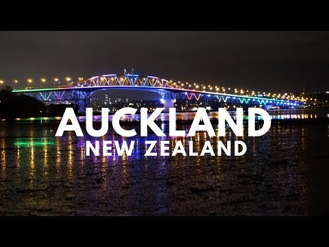 AUCKLAND, NEW ZEALAND - Activities for 24 hours in AKL 💕 | Danielavoyyvuelvo