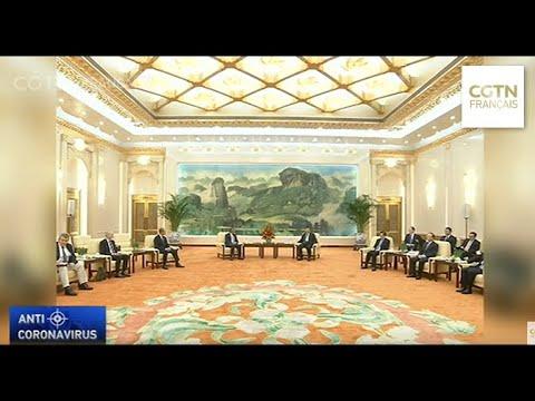 Le président Xi promet de nouvelles mesures pour contrer la propagation du coronavirus