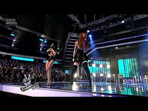 "t.A.T.u. - ""All The Things She Said"" Live @ The Voice 2012 (Remastered Audio)"