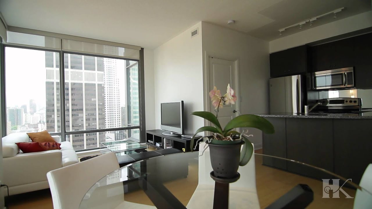 18 Yorkville 1702 2 Bedroom Toronto Condo By Paul Sarradet Realtor 416 841 5432 Youtube