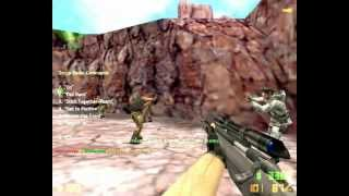 Counter Strike 1.6 DE Nuke GamePlay