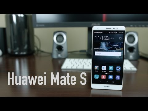 Huawei Mate S Unboxing And Impressions