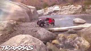 Traxxas Telluride River Rock Run