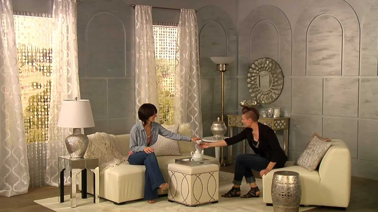 Moroccan Living Room Ideas - Moroccan Style Décor - Lamps Plus - YouTube