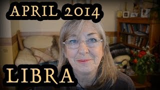 Libra Horoscope for April 2014