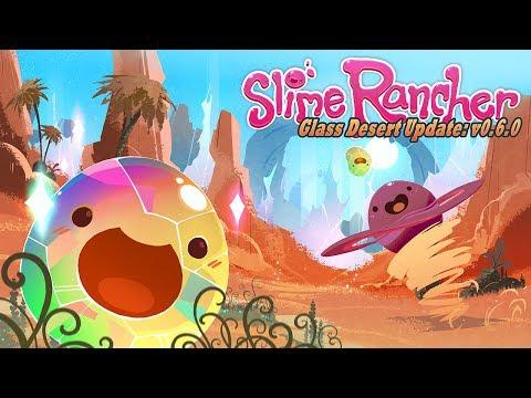 Slime Rancher 48: Silver Parsnip Soup! - Let's Play Slime Rancher Glass Desert 0.6.0